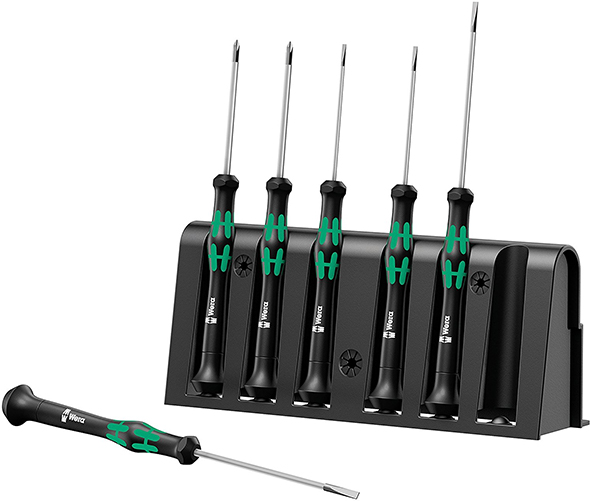 wera-precision-screwdriver-set