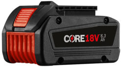 Bosch CORE 18V 6.3Ah Battery Pack
