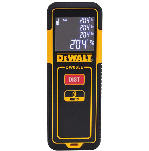 A New Small Dewalt Laser Distance Measuring Tool for $50