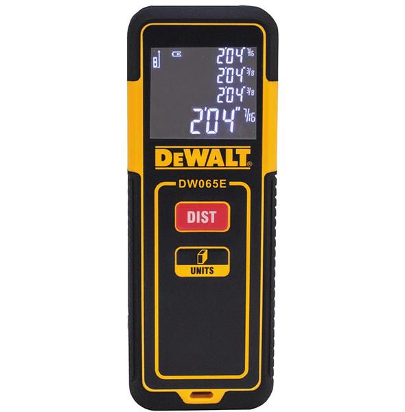 Dewalt DW065E Laser Distance Measuring Tool