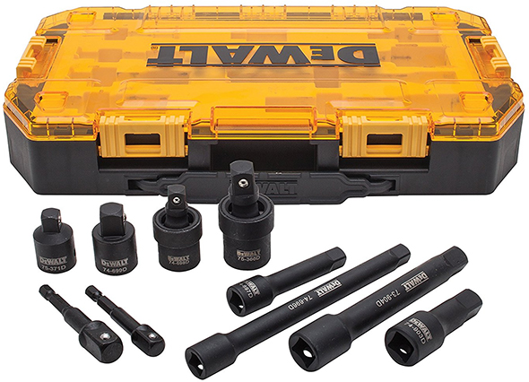 Dewalt Impact Socket Accessory Set