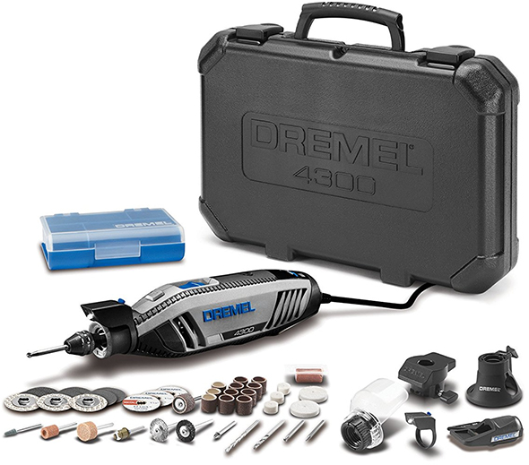 Dremel 4300 5-40 Rotary Tool Kit
