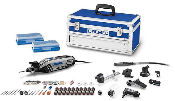 Dremel 4300 9-64 Rotary Tool Kit