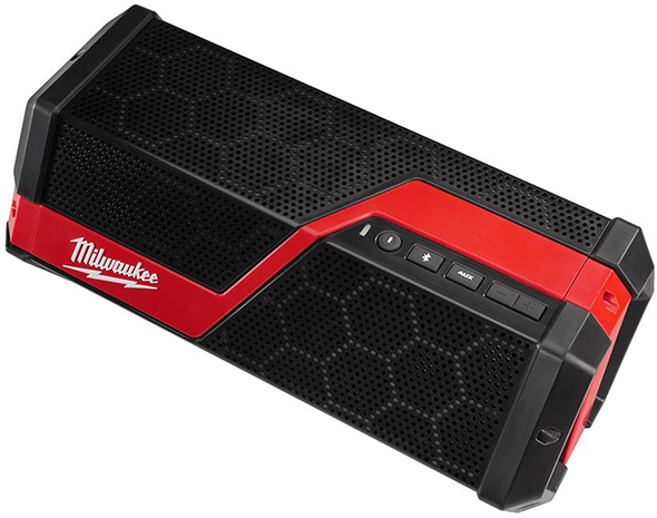 Milwaukee 2891-20 Jobsite Bluetooth Speaker