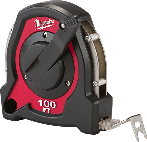 Milwaukee Closed Reel Long Tape Measure