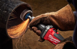 New Milwaukee M18 Fuel Brushless Die Grinder