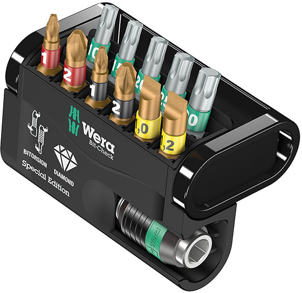 Wera 2016 Advent Calendar Bit Check
