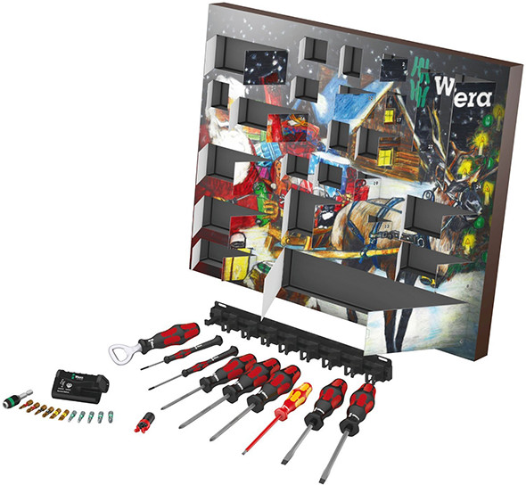 Wera 2016 Advent Calendar