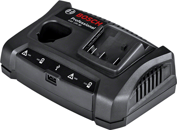 Bosch Multi-Voltage 18V and 12V Battery Charger