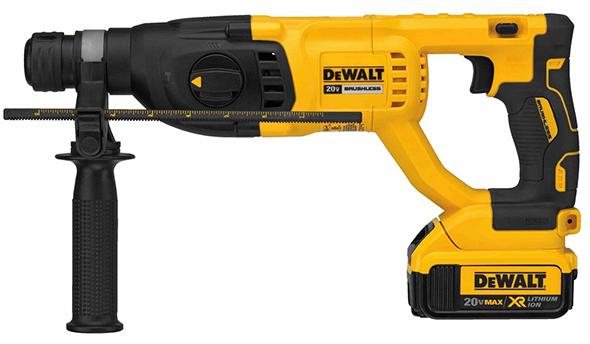 Dewalt DCH133 20V Max Brushless Rotary Hammer