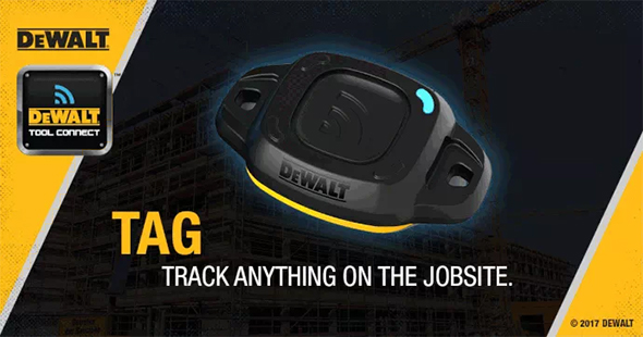 Dewalt Tool Connect Bluetooth Tool Module