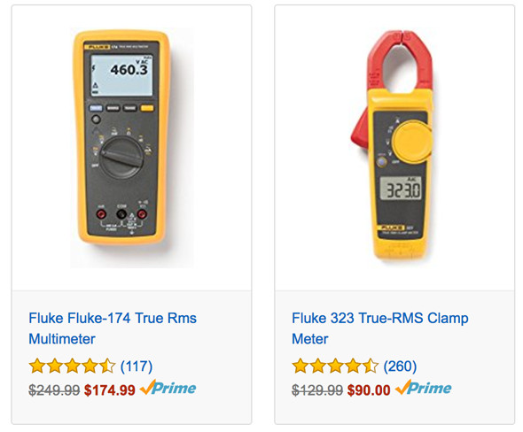 Fluke Deal of the Day Options Feb 2017