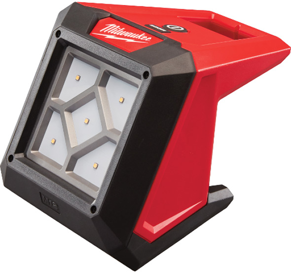 Milwaukee Rover M12 Compact Flood Light Product Shot