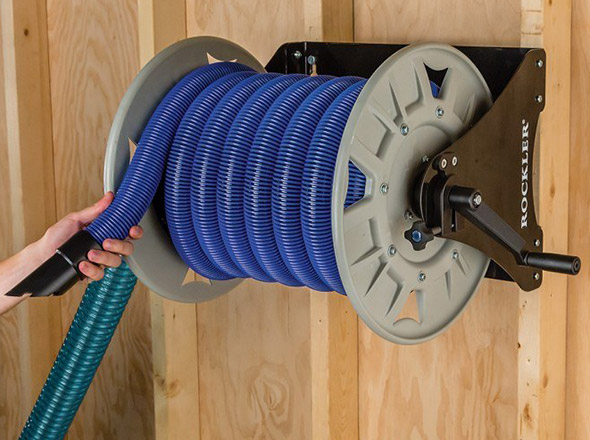 Rockler dust right vacuum hose reel rockler dust right shop vacuum hose reel product shot keyboard keysfo Images