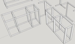 Brainstorming: How to Make Best Use of a Corner for a Workbench or Tool Cabinet