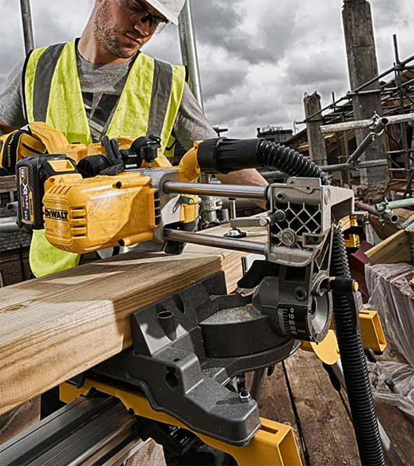 Dewalt DCS778 FlexVolt 10 Inch Sliding Miter Saw