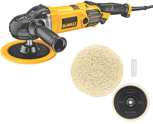 Dewalt Polisher Kit