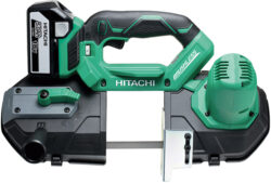 Hitachi 18V Brushless Band Saw