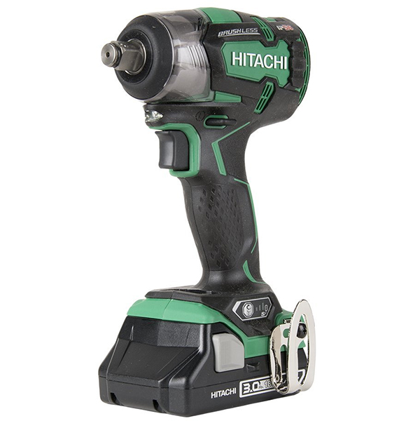 new hitachi 18v brushless impact wrench rh toolguyd com Hitachi Cordless Hitachi Power Tool Kit