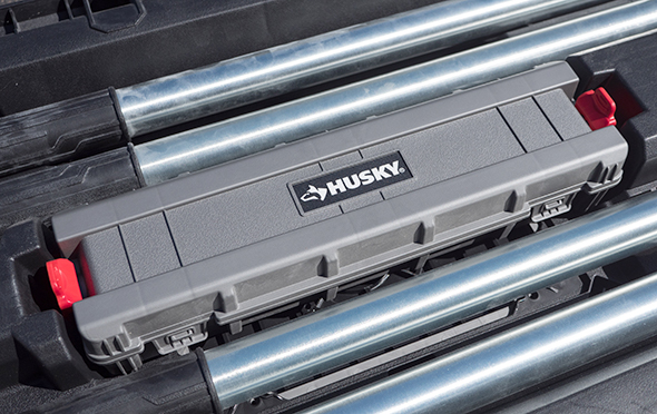 Husky Portable Workbench Parts Organizer