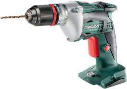 New Metabo Super Fast Cordless Drill for Sheet Metal and Pilot Holes