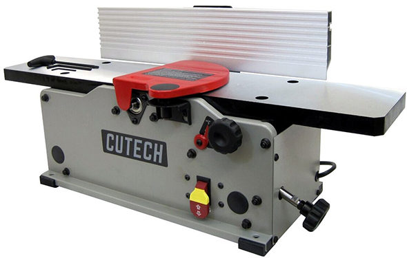 Cutech Tool 6-Inch Spiral Cutter Benchtop Jointer (Have You