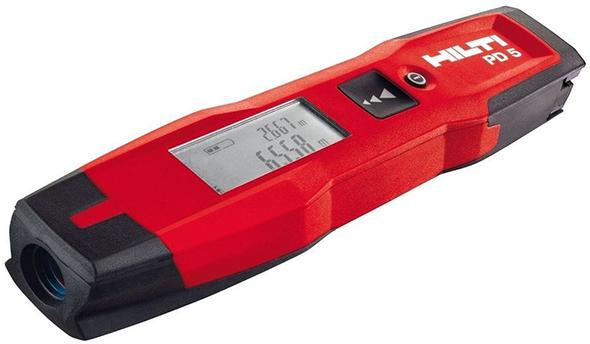 Hilti PD 5 Laser Distance Measuring Tool
