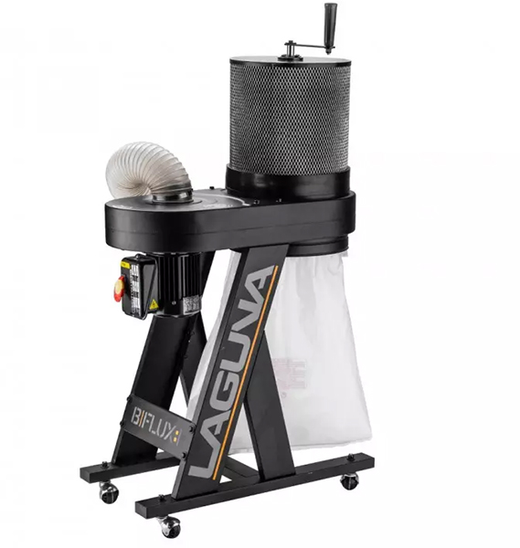 Laguna B Flux Dust Collector