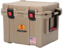 Pelican 35Q Cooler Tan