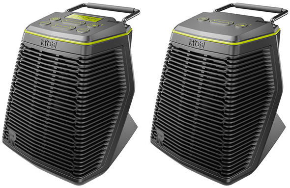 Ryobi SCORE Wireless Speaker System