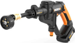 Worx HydroShot 20V Cordless Watering and Cleaning Tool