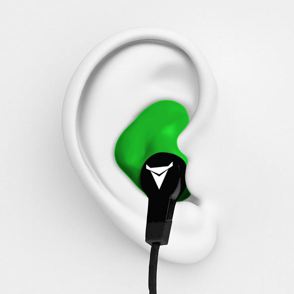 Decibullz Custom Molded Earplugs and Phones