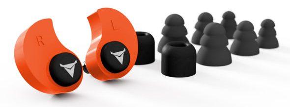 Decibullz Custom Molded Earplugs and Phones
