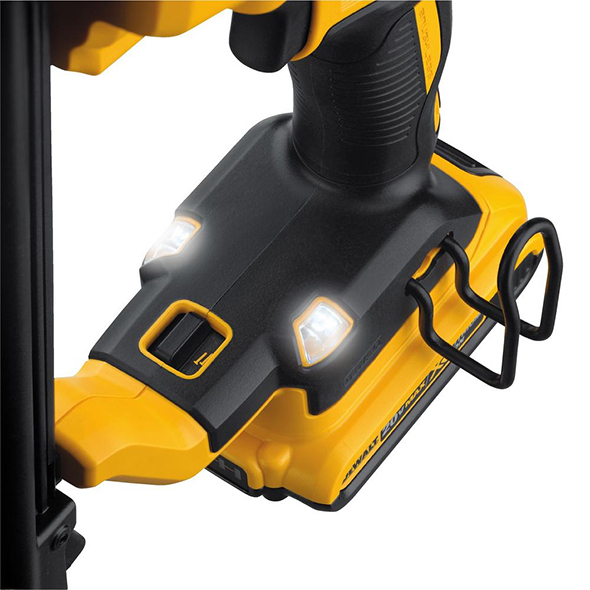 Dewalt DCN680D1 Brushless Brad Nailer LED Worklights