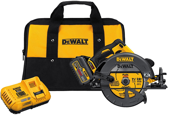 Dewalt FlexVolt Circular Saw Kit