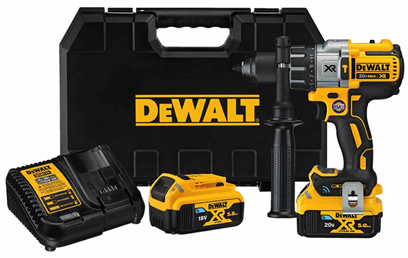 Dewalt Tool Connect Brushless Drill DCD997 Hammer Drill