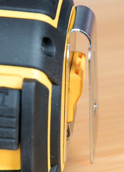 Dewalt XP Tape Measure Belt Clip