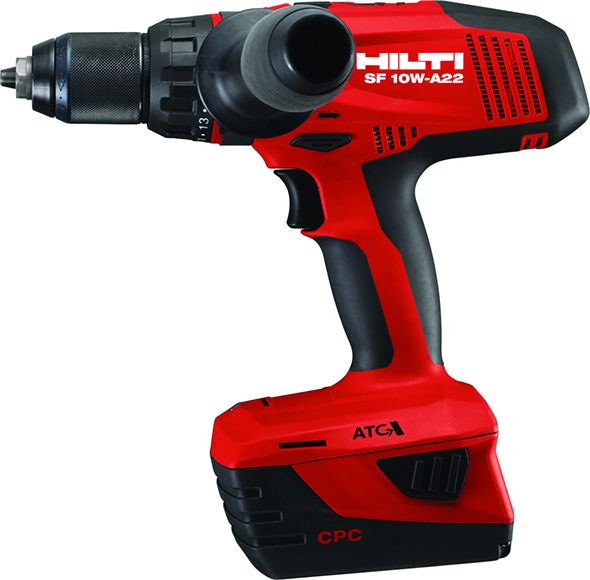 new hilti 22v cordless power tools and batteries. Black Bedroom Furniture Sets. Home Design Ideas
