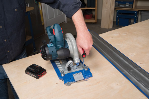 Kreg Accu-Cut Circular Saw Guide Attachment