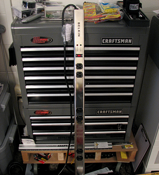 ToolGuyd Craftsman 80th Anniversay Tool Box Stack