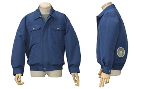 Zippkool Fan Cooled Workwear