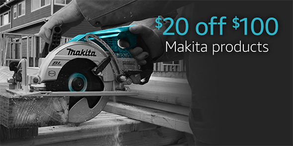 Amazon Makita Coupon Father's Day 2017