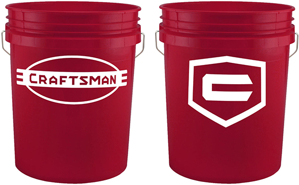 Craftsman 5 Gallon Bucket