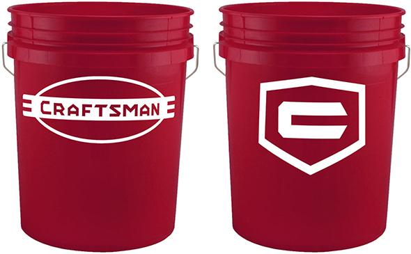 Craftsman 5 Gallon Bucket