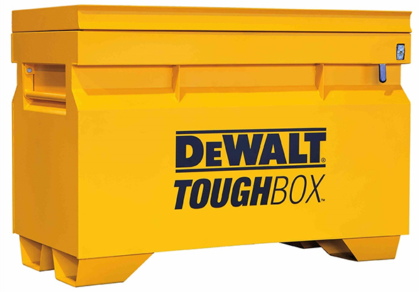 Dewalt 48-inch ToughBox Jobsite Tool Box