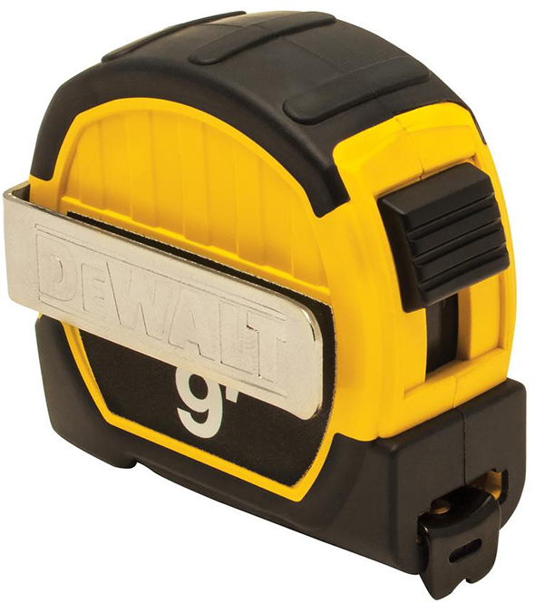 Dewalt 9-foot Pocket Tape Measure