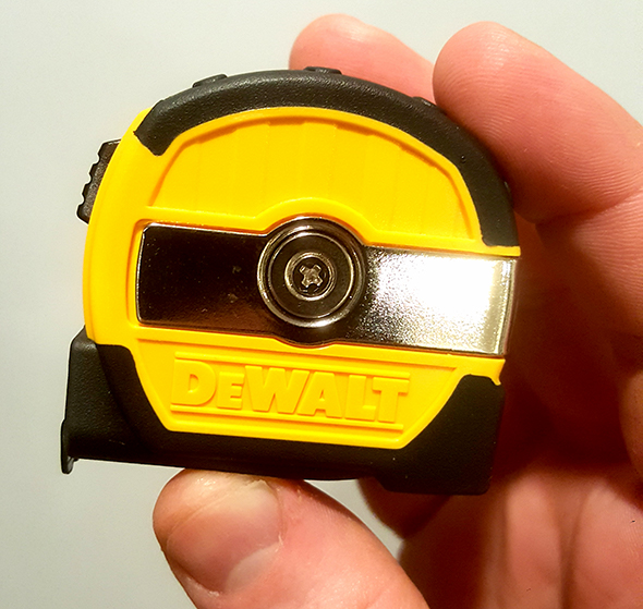 Dewalt Pocket Tape Measure Magnetic Back