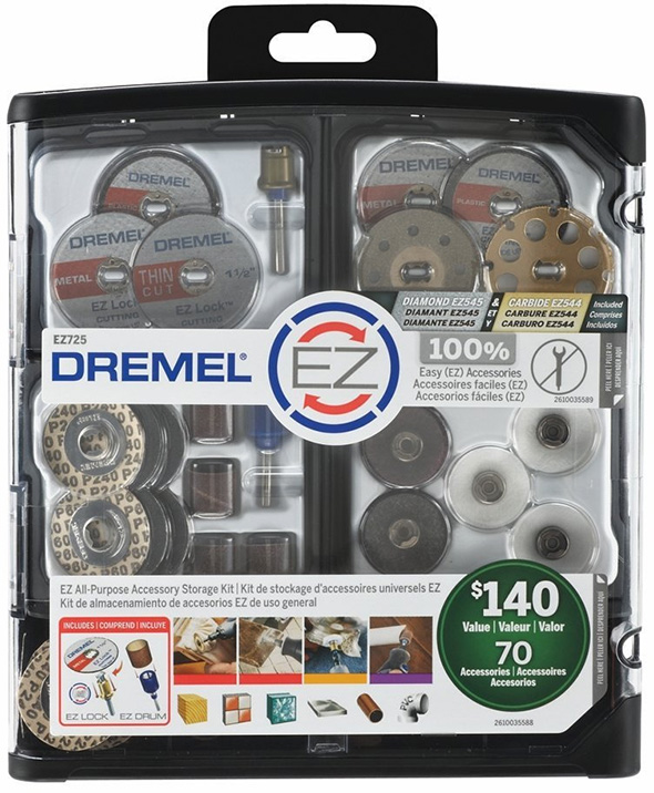 Dremel EZ725 All-Purpose Accessory