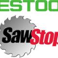 Festool SawStop Logos