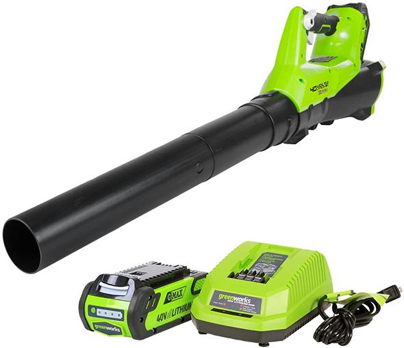Greenworks Brushless Blower Kit